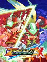 скрин Mega Man Zero/ZX Legacy Collection