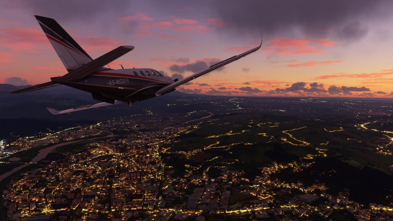 Скрин Microsoft Flight Simulator 2020 от R.G. МЕХАНИКИ