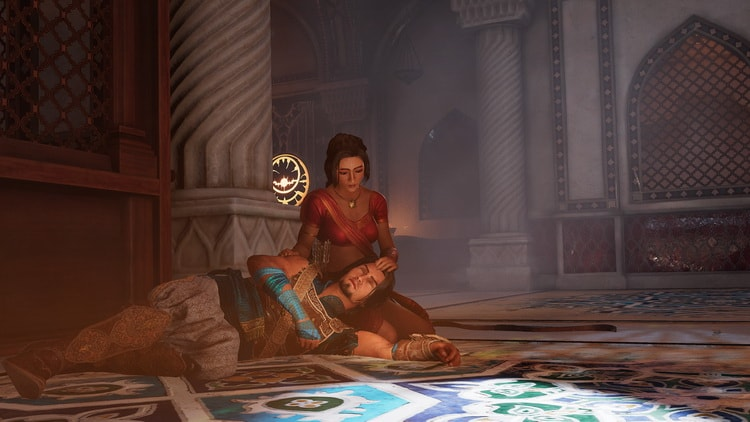 Скрин Prince of Persia: The Sands of Time Remake от R.G. МЕХАНИКИ