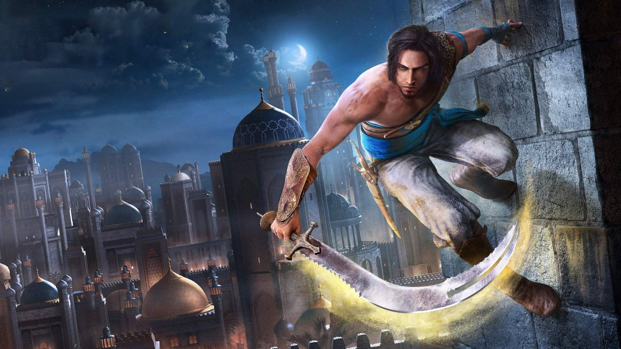 Скриншон Prince of Persia: The Sands of Time Remake от R.G. МЕХАНИКИ