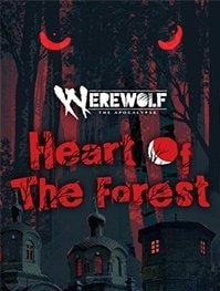 Фото Werewolf The Apocalypse - Heart of the Forest