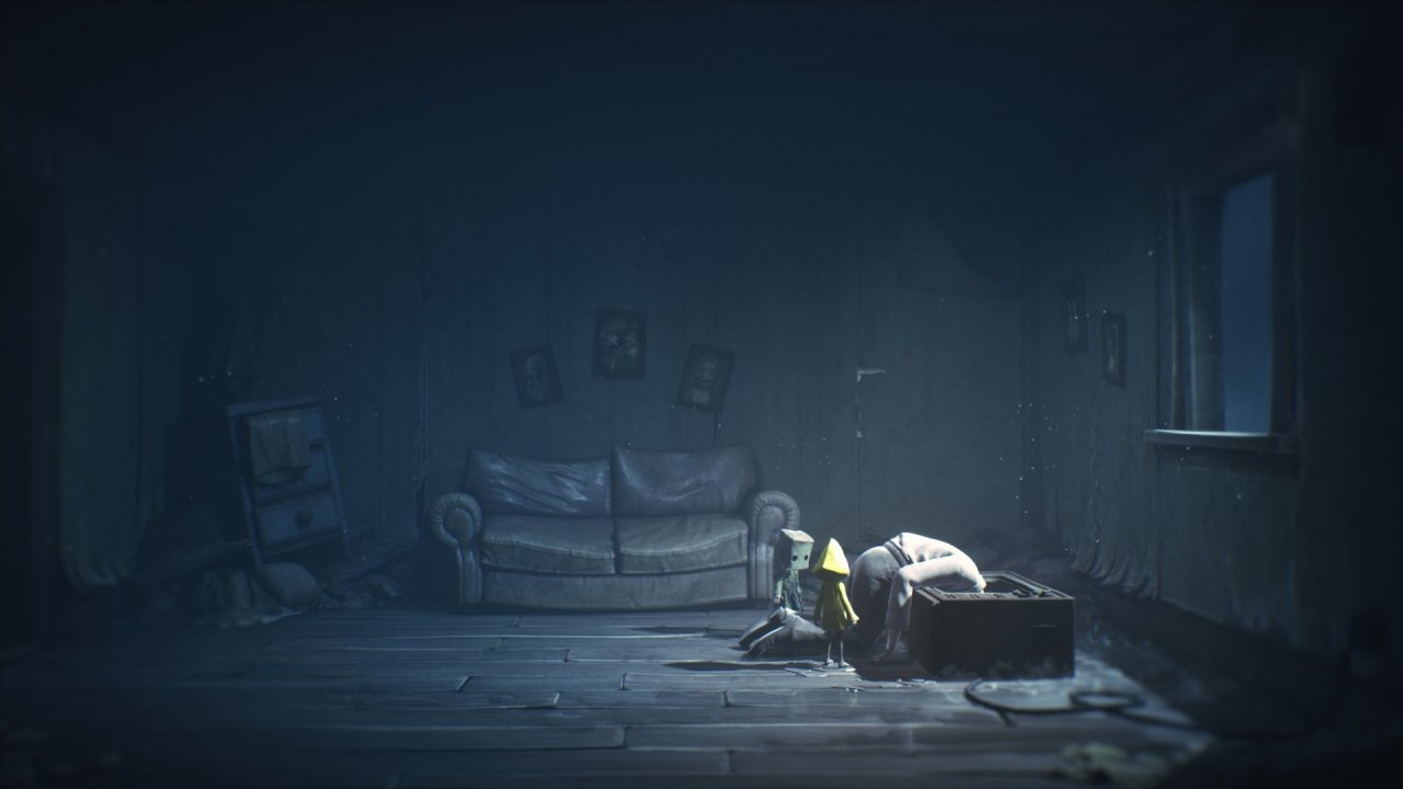 Скриншон Little Nightmares 2 от R.G. МЕХАНИКИ