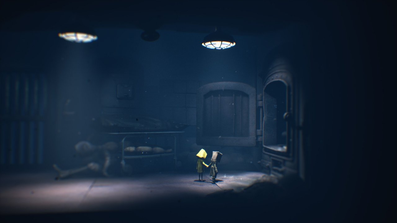 Фото Little Nightmares 2 от R.G. МЕХАНИКИ