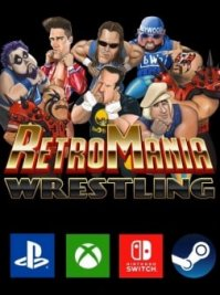 Фото RetroMania Wrestling